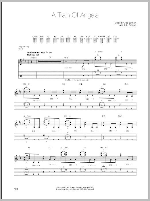 A Train Of Angels sheet music