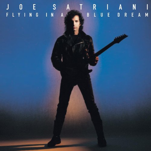 Joe Satriani, Can't Slow Down, Guitar Tab
