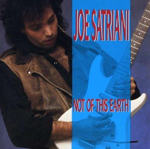Joe Satriani, Driving At Night, Guitar Tab