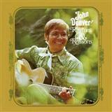 Download John Denver Leaving On A Jet Plane sheet music and printable PDF music notes