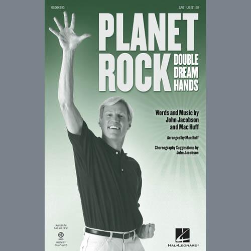 John Jacobson, Planet Rock, Easy Piano