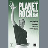 Download John Jacobson 'Planet Rock' printable sheet music notes, Pop chords, tabs PDF and learn this Unison Choral song in minutes