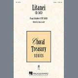 Download John Leavitt Litanei sheet music and printable PDF music notes