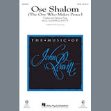 Download John Leavitt Ose Shalom (The One Who Makes Peace) sheet music and printable PDF music notes