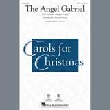 Download John Leavitt The Angel Gabriel sheet music and printable PDF music notes