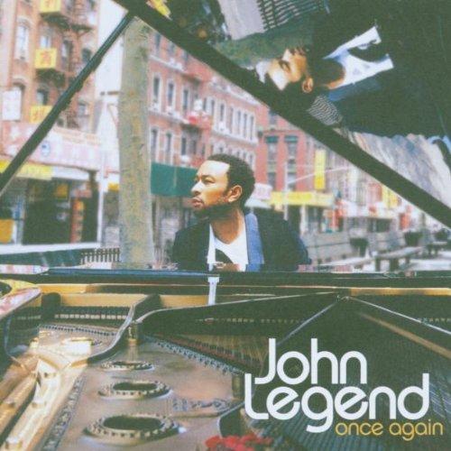 John Legend, Again, Piano, Vocal & Guitar (Right-Hand Melody)