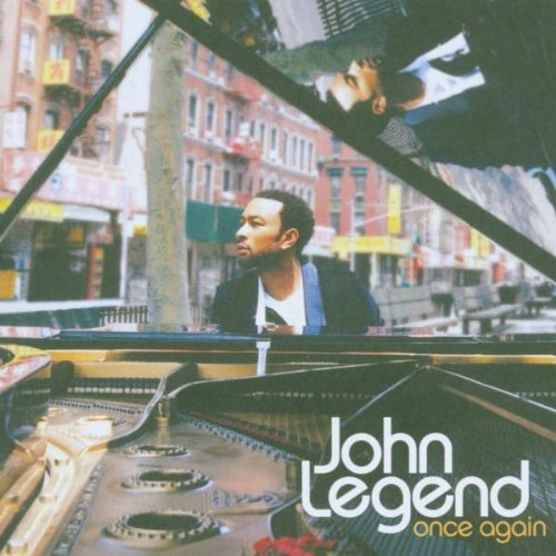 John Legend, Each Day Gets Better, Piano, Vocal & Guitar (Right-Hand Melody)