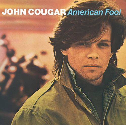 John Mellencamp, Jack And Diane, Piano, Vocal & Guitar (Right-Hand Melody)