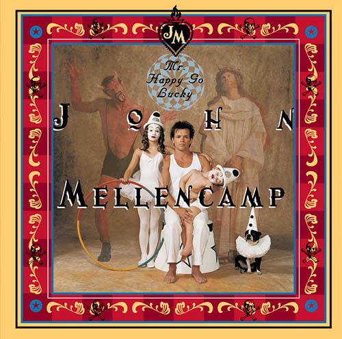 John Mellencamp, Key West Intermezzo (I Saw You First), Piano, Vocal & Guitar (Right-Hand Melody)