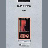 Download John Moss Barn Raising - Violin 2 sheet music and printable PDF music notes