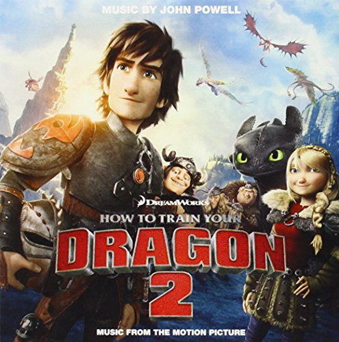 John Powell, Dragon Racing (from How to Train Your Dragon 2), Easy Piano