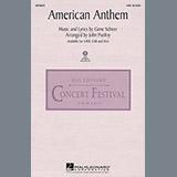 Download John Purifoy American Anthem sheet music and printable PDF music notes