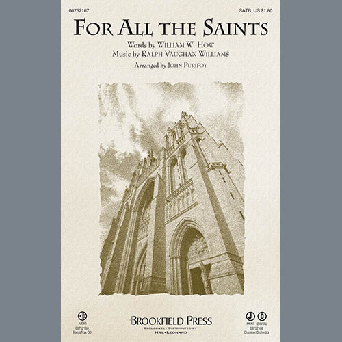 For All The Saints - Full Score sheet music