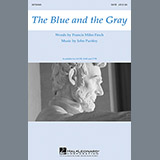 Download John Purifoy The Blue And The Gray sheet music and printable PDF music notes