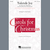 Download John Purifoy Yuletide Joy (Medley) sheet music and printable PDF music notes
