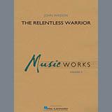 Download John Wasson The Relentless Warrior - Trombone 1 sheet music and printable PDF music notes