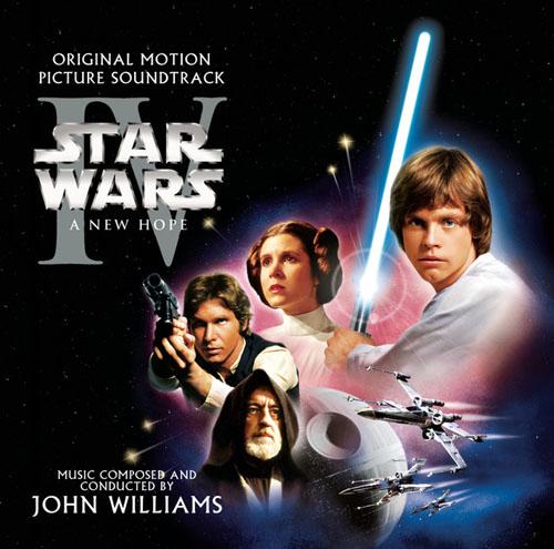 John Williams, Cantina Band (from Star Wars: A New Hope), Piano (Big Notes)