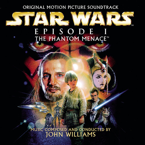 John Williams, Duel Of The Fates (from Star Wars: The Phantom Menace), Piano (Big Notes)