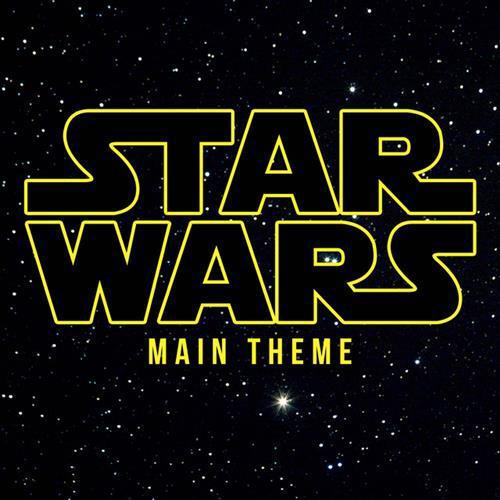 John Williams, Star Wars (Main Theme), Piano (Big Notes)