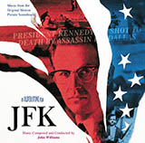 Download John Williams Theme From J.F.K. sheet music and printable PDF music notes