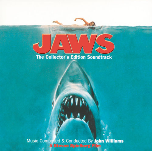 Theme from Jaws sheet music