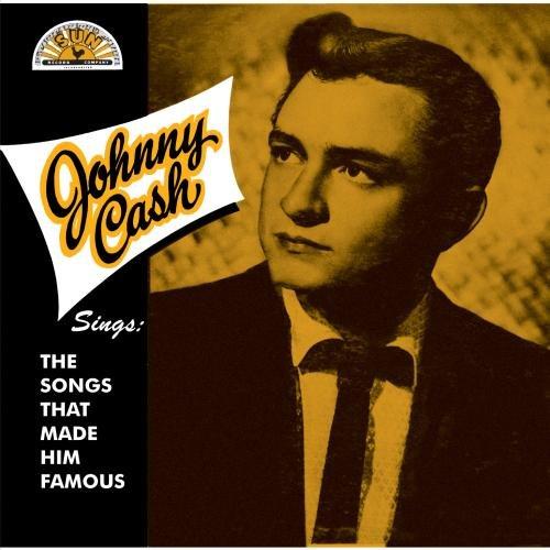 Johnny Cash, Big River, Piano, Vocal & Guitar