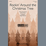 Download Johnny Marks Rockin' Around The Christmas Tree (arr. Roger Emerson) sheet music and printable PDF music notes