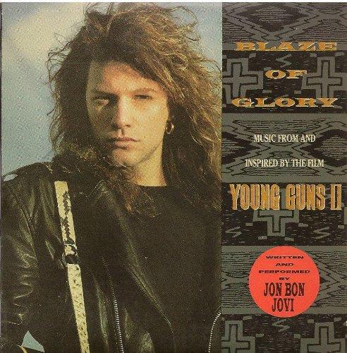 Jon Bon Jovi, Blaze Of Glory, Piano, Vocal & Guitar (Right-Hand Melody)