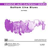 Download Jon Phelps Bottom Line Blues - Drum Set sheet music and printable PDF music notes