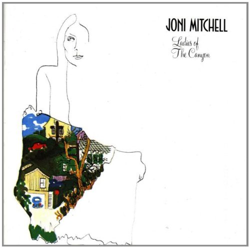 Joni Mitchell, Big Yellow Taxi, Piano, Vocal & Guitar (Right-Hand Melody)
