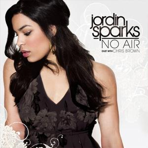 Jordin Sparks with Chris Brown, No Air, Piano, Vocal & Guitar (Right-Hand Melody)