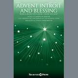 Download Joseph M. Martin Advent Introit And Blessing (arr. Stacey Nordmeyer) sheet music and printable PDF music notes