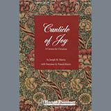 Download Joseph M. Martin Canticle Of Joy - Violin 1 sheet music and printable PDF music notes