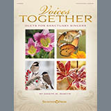 Download Joseph M. Martin Jesus Is My Song Of Grace (from Voices Together: Duets for Sanctuary Singers) sheet music and printable PDF music notes