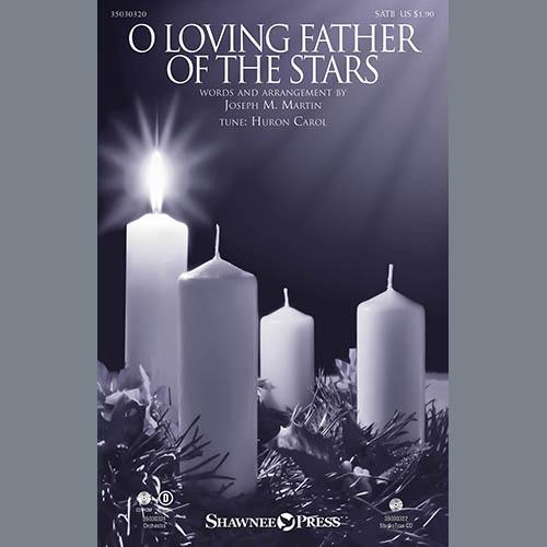 Joseph M. Martin, O Loving Father Of The Stars (from Morning Star) - Bb Clarinet 1 & 2, Choir Instrumental Pak