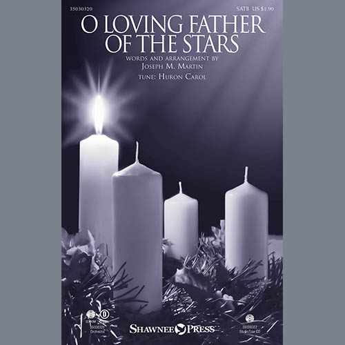Joseph M. Martin, O Loving Father Of The Stars (from Morning Star) - Violin 1, Choir Instrumental Pak
