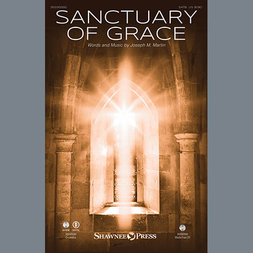 Joseph M. Martin, Sanctuary Of Grace (from Sanctuary) - Double Bass, Choir Instrumental Pak