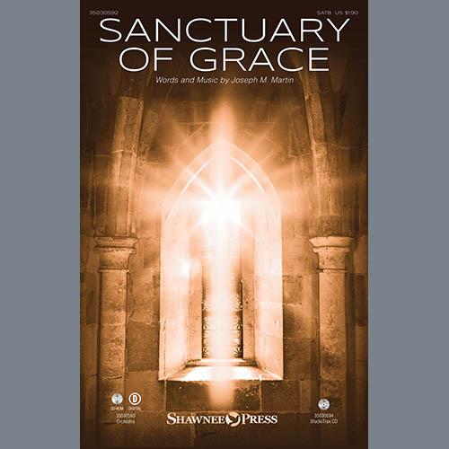 Joseph M. Martin, Sanctuary Of Grace (from Sanctuary) - Percussion 2, Choir Instrumental Pak