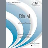 Download Joseph Turrin Ritual - Flute 2 sheet music and printable PDF music notes
