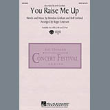 Download Josh Groban You Raise Me Up (arr. Roger Emerson) sheet music and printable PDF music notes