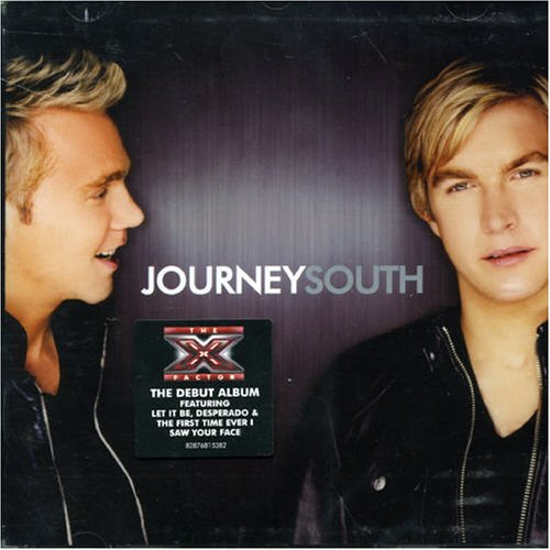 Journey South, The Circle, Piano, Vocal & Guitar (Right-Hand Melody)