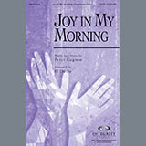 Download BJ Davis 'Joy In My Morning' printable sheet music notes, Contemporary chords, tabs PDF and learn this SATB song in minutes