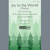 Download Roger Emerson 'Joy To The World! (Medley)' printable sheet music notes, Sacred chords, tabs PDF and learn this 3-Part Mixed song in minutes