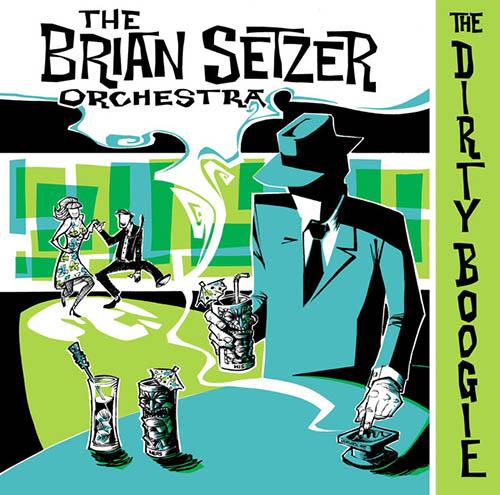The Brian Setzer Orchestra, Jump, Jive An' Wail, Trumpet