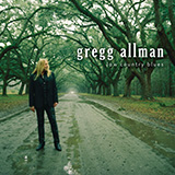 Download Gregg Allman Just Another Rider sheet music and printable PDF music notes