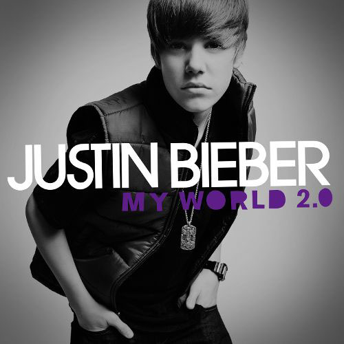 Justin Bieber, Baby, Piano (Big Notes)