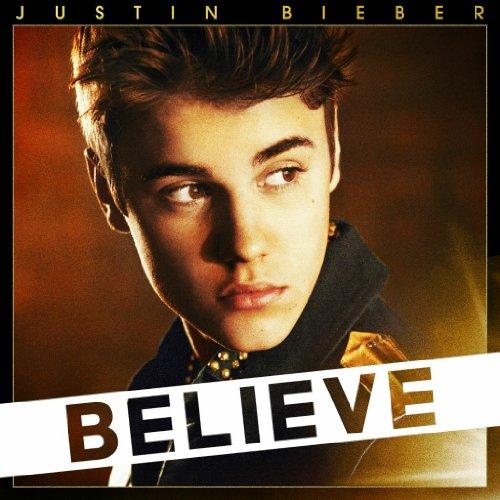 Justin Bieber, Boyfriend, Piano (Big Notes)