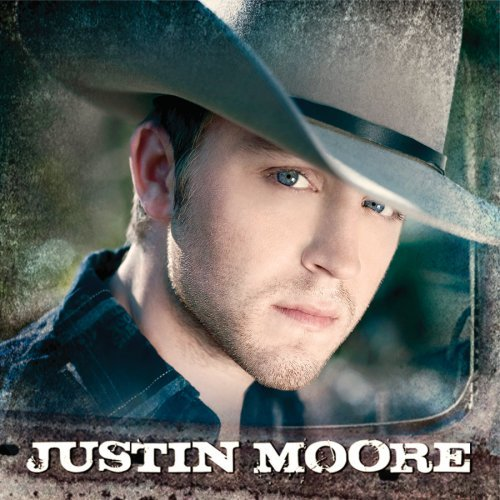Justin Moore, Backwoods, Piano, Vocal & Guitar (Right-Hand Melody)