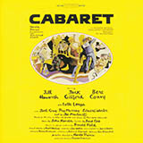 Download Kander & Ebb It Couldn't Please Me More (from Cabaret) sheet music and printable PDF music notes