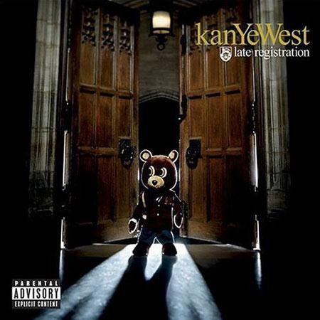 Kanye West, Gold Digger, Piano, Vocal & Guitar (Right-Hand Melody)